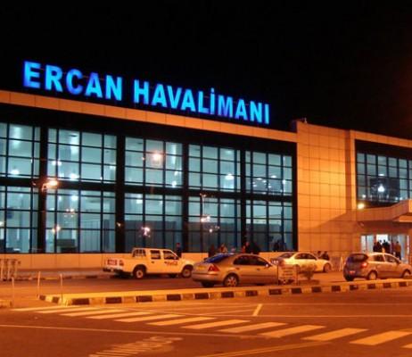 Ercan Havalimanı'na kısıtlı tarifeli seferler başladı