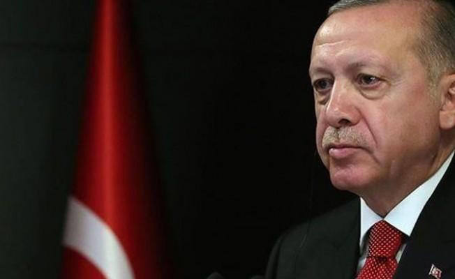 Erdoğan, Süheyla Küçük'e rahmet KKTC'ye başsağlığı diledi