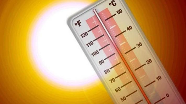 Hava sıcaklığı 40 dereceye kadar yükselecek