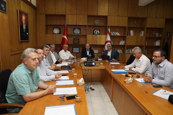 Ekonomik  Paket üzerindeki son çalışmalar Başbakanlık'ta yapıldı