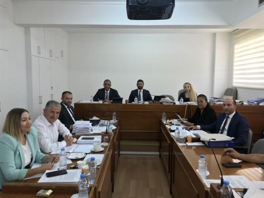 Kıb-Tek ihaleleriyle ilgili komite toplandı