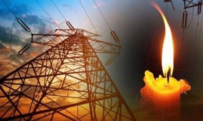 Kıb-Tek'ten elektrik kesintisi