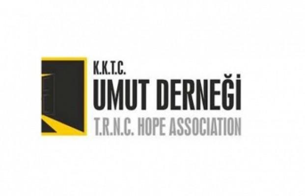 KKTC Umut Derneği, Ahmet Boran'a suç duyurusunda bulundu