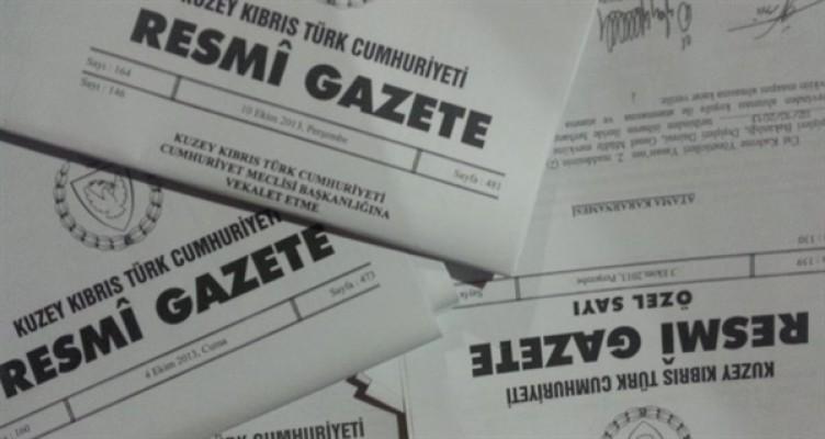 KKTC'ye girişler ile ilgili kararlar Resmi Gazete'de yayınlandı