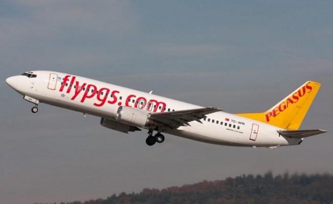 Pegasus İstanbul ve Ankara'ya sefer düzenliyor