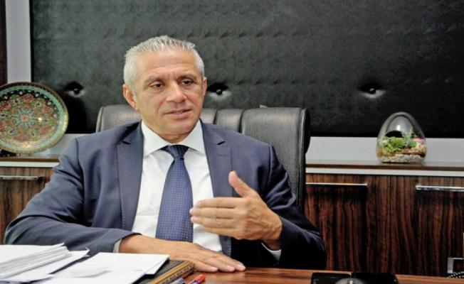 """Taçoy'dan """"UBP'de kazan kaynıyor"""" iddialarına tepki!"""