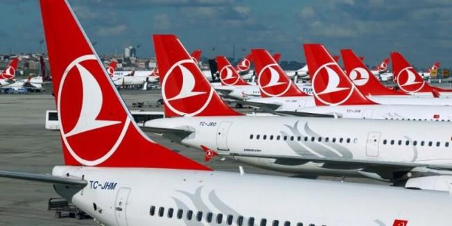 THY, 20 Haziran'dan itibaren Ercan'a uçuş gerçekleştirecek