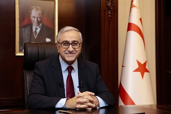 Akıncı, Mağusa Türk Gücü'nün başarısını kutladı