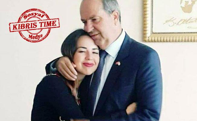 Başbakan Tatar'a kızından güçlü destek...