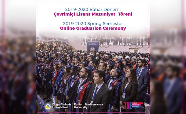 DAÜ 2019-2020 Bahar Dönemi Mezuniyet töreni 10-11 Temmuz'da