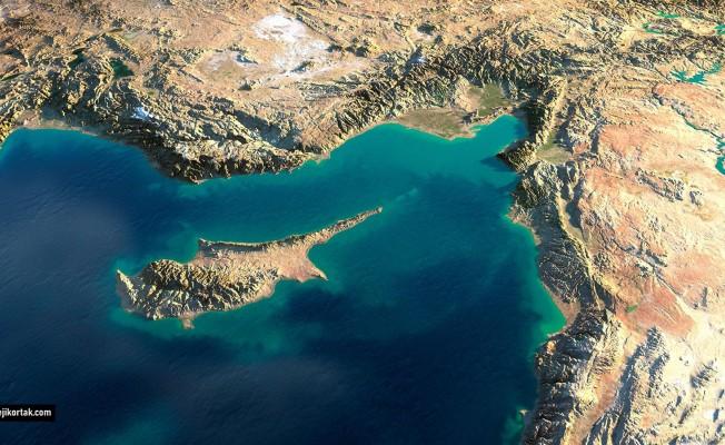 Doğu Akdeniz yangın yeri ve sarayönü