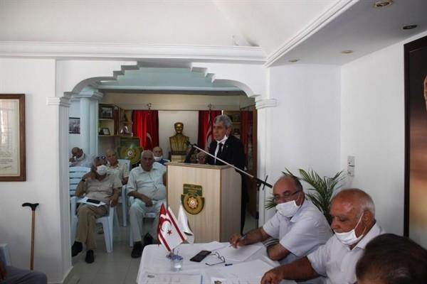 Emekli Polisler yeni yönetimini belirledi