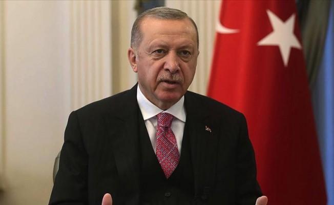 Erdoğan'dan Kıbrıs mesajı...