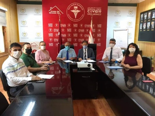 Gazetecilere güneye geçişlerinde ücretsiz PCR testi yapılacak