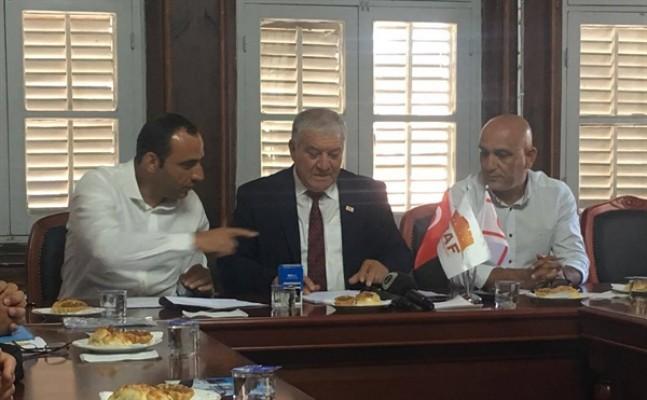 Gazi Baf Şehitler Anıtı'nın ihale sözleşmesi imzalandı