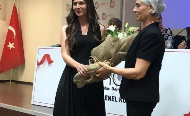 İş Kadınları Derneği Başkanı Selin Candemir oldu