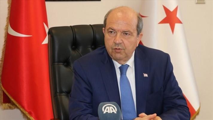 """""""Barış Harekatı, Kıbrıs Türk halkı için yeni bir dönemin başlangıcıdır"""""""