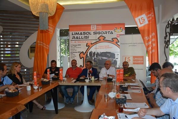 Kuzey Kıbrıs Ralli Şampiyonası hafta sonu düzenleniyor