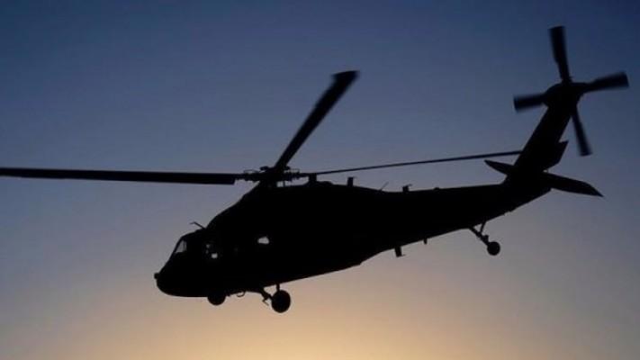 Lefkoşa'daki helikopter sesi merak konusu oldu!