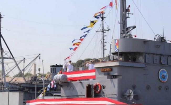 Tarihi gemi, Girne'de 'Müze Gemi' olarak sergilenecek