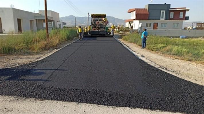 Yedi köyde altyapı çalışmaları başladı...