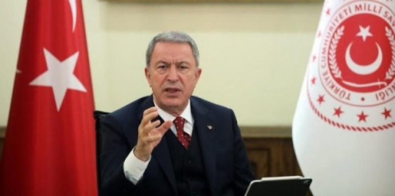 Akar'dan Fransa'ya: Siz Kıbrıs'ta garantör müsünüz?