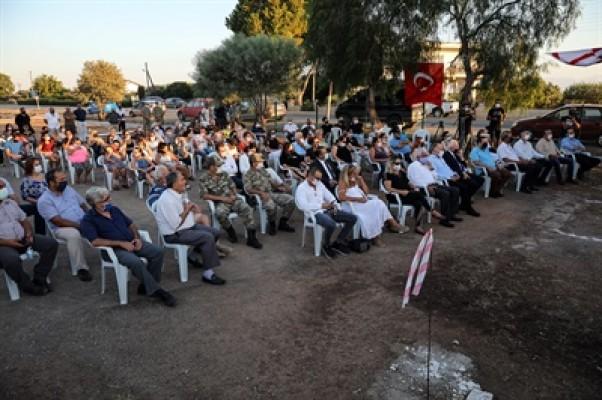 """Akçay'a Rauf Raif Denktaş Parkı"""" yapılıyor"""
