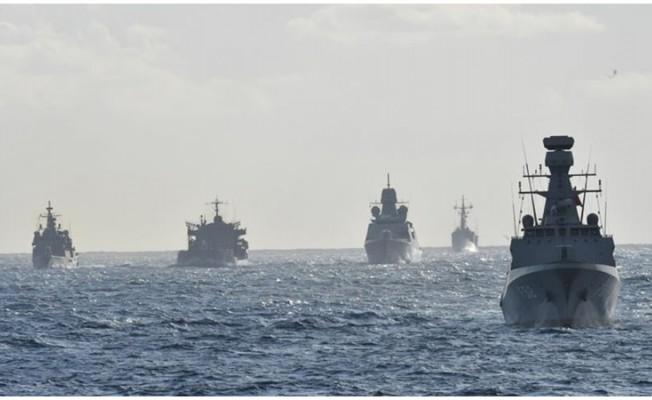 Akdeniz'de sular ısınıyor: Dört ülke ortak tatbikat yapacak!