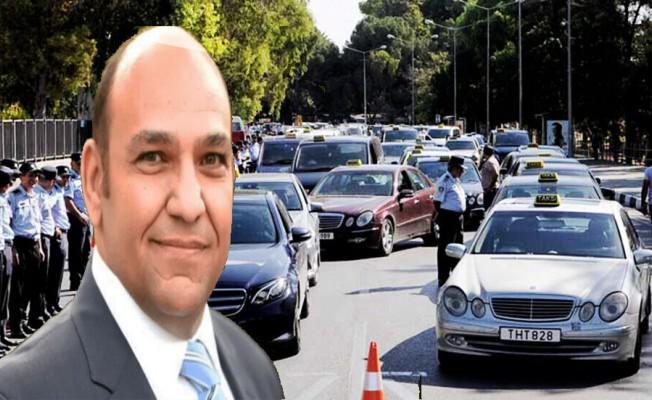 Atakan'dan eylem kararı alan taksicilere: Hoşgelsinler şimdiden...