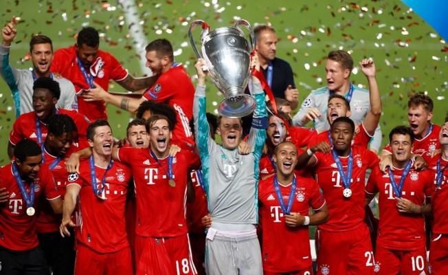 Avrupa'nın en büyüğü Bayern Münih!