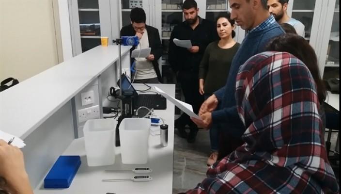 DAÜ fen ve Edebiyat Fakültesi'nde yeni fizik ve kimya lisans programları