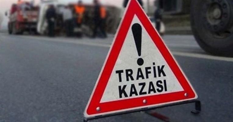 Gazimağusa'da trafik kazası… Bir kişi yaralandı