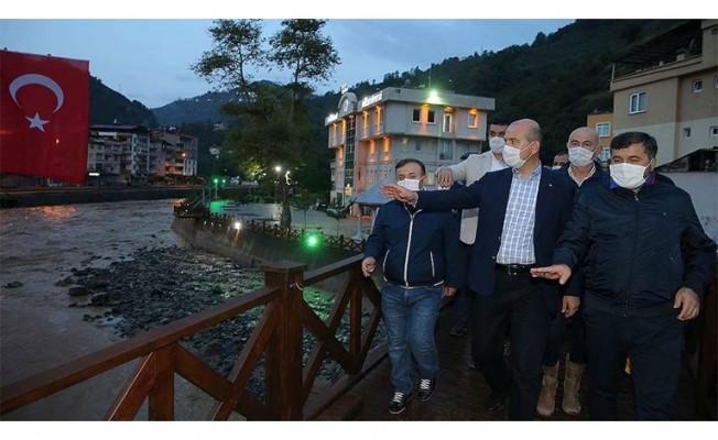 Giresun'u sel vurdu: 3 kişi hayatını kaybetti