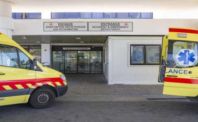 """Güney Kıbrıs'ta korona salgınında """"kırmızı alarm"""""""