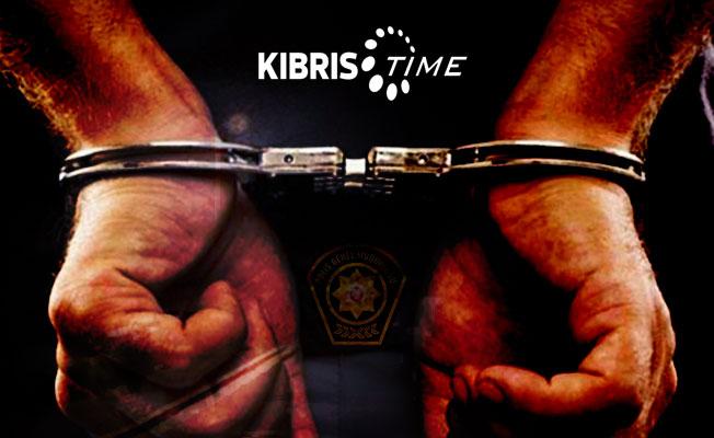 KKTC'ye kanunsuz giriş yapan 2 kişi tutuklandı
