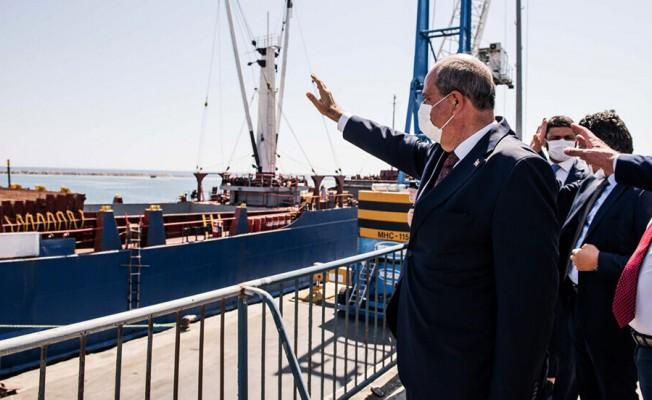 """""""Maraş açılınca liman daha da değer kazanacak"""""""