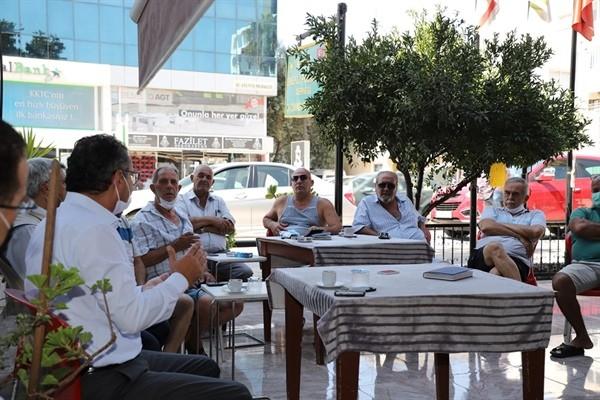 """""""Maraş'ın açılımını uluslararası hukuk çerçevesinde yapalım"""""""
