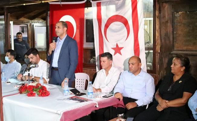 Özersay: Kıbrıs Türkü'nü müzakere masasına hapsetmeyeceğim