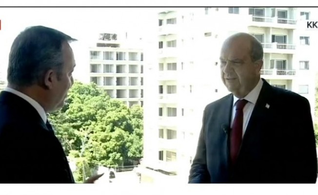 Tatar: Mustafa Akıncı farklı konuşabilir...