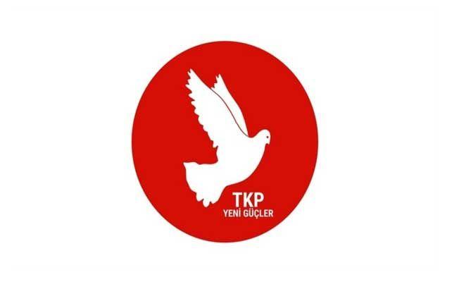 TKP Yeni Güçler'den bazı Cumhurbaşkanı adaylarına eleştiri
