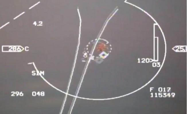 Türk jetleri, GKRY doğru giden 6 Yunan uçağını uzaklaştırdı!