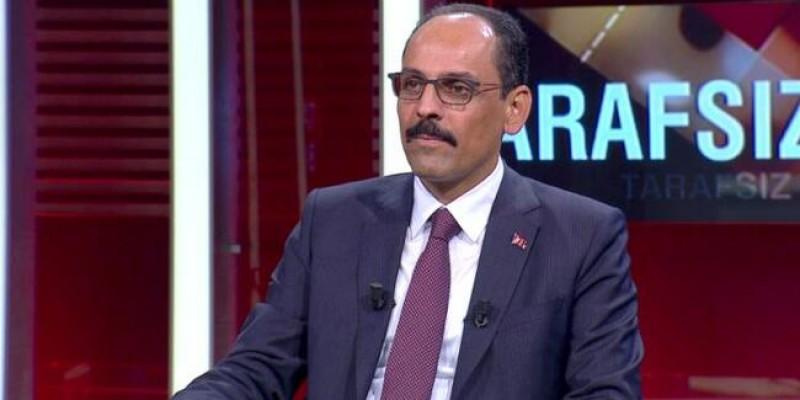 'Türkiye'yi D.Akdeniz'e hapsedecek hiçbir girişime onay vermeyiz'
