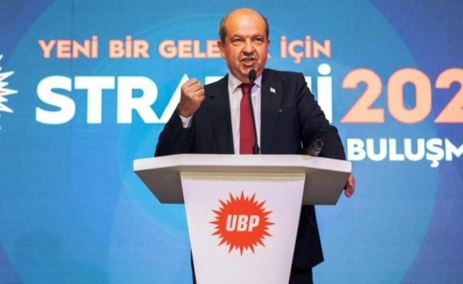 """""""UBP, seçimi kazanabilecek potansiyele sahip yegane partidir"""""""