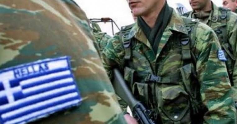 Yunan ordusu alarmda!