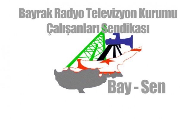 BAY-SEN Başkanı Kanat BRT Müdürü Özkurt'u eleştirdi