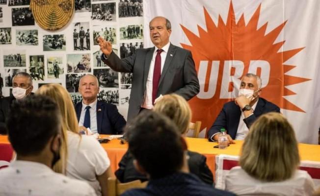 """""""Bu seçim KKTC ve UBP'nin geleceği için önemlidir"""""""