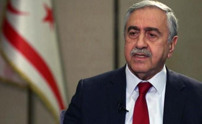 Cumhurbaşkanı Mustafa Akıncı'dan toplantı çağrısı...