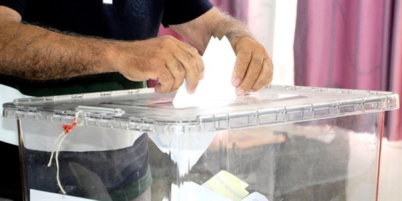 İşte 11 Ekim'de oy verme yerlerinde uygulanacak kurallar