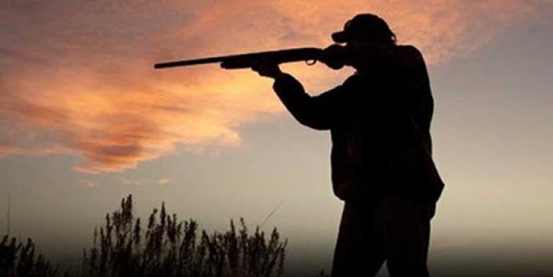 Kanunsuz olarak pulya avlayan kişiye yasal işlem...