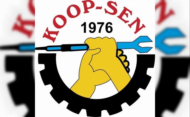 KOOP-SEN, KOOP-SÜT'te uyarı grevi yapıyor